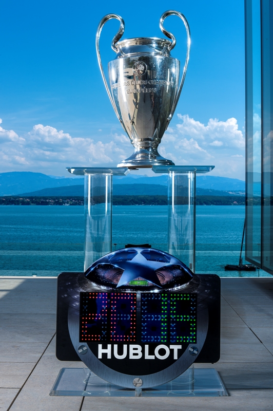 Hublot Champions League Referee Board