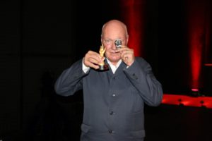 Jean-Claude Biver at the GPHG2015