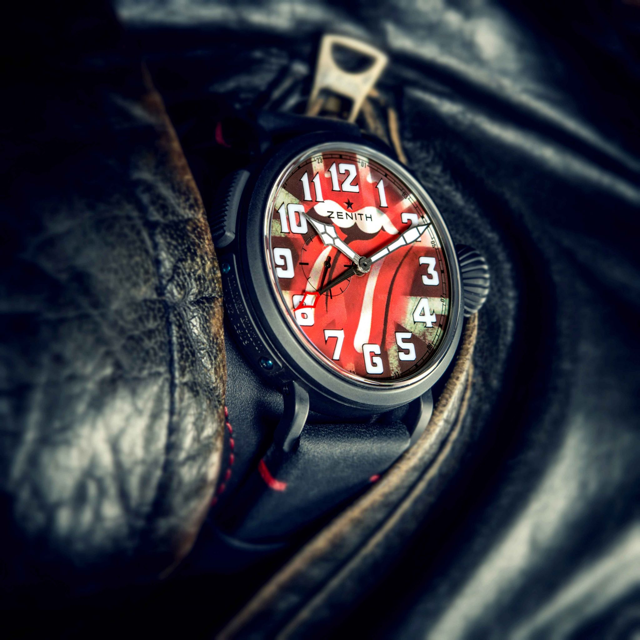 Pilot Type 20 Gmt Tribute To The Rolling Stones Ares