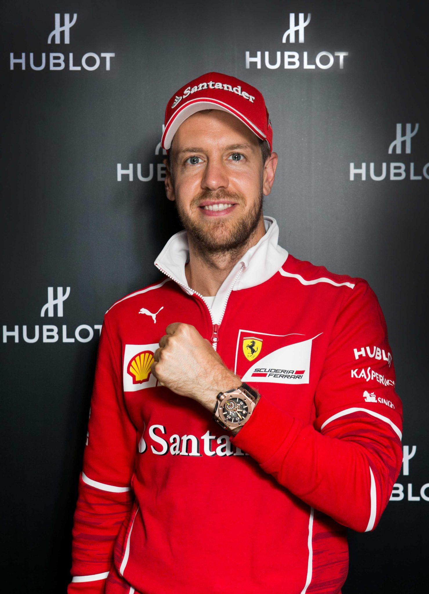 Sebastian Vettel At The Reopening Of Hublot Shanghai HD Style Wallpapers Download free beautiful images and photos HD [prarshipsa.tk]