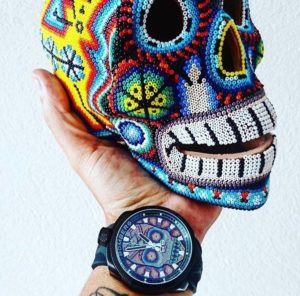 Rick De La Croix Huichol Art