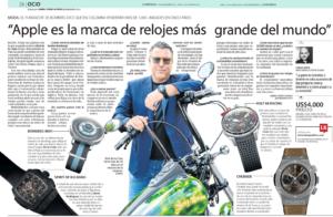 Rick De La Croix entrevista La República